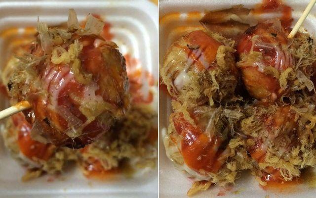 Bánh Takoyaki Nhật Bản - Thoại Ngọc Hầu