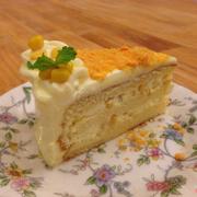 Bánh bắp (Corn cake)