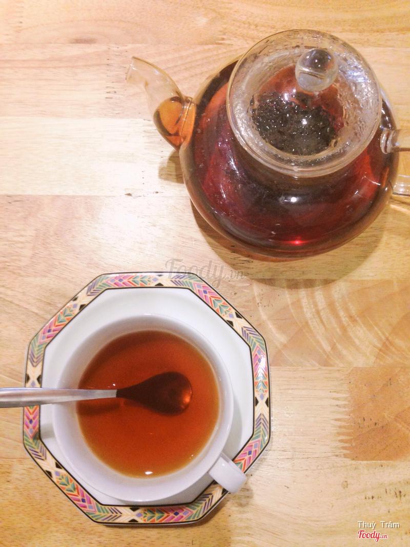 Earl grey tea set 2 người -70k