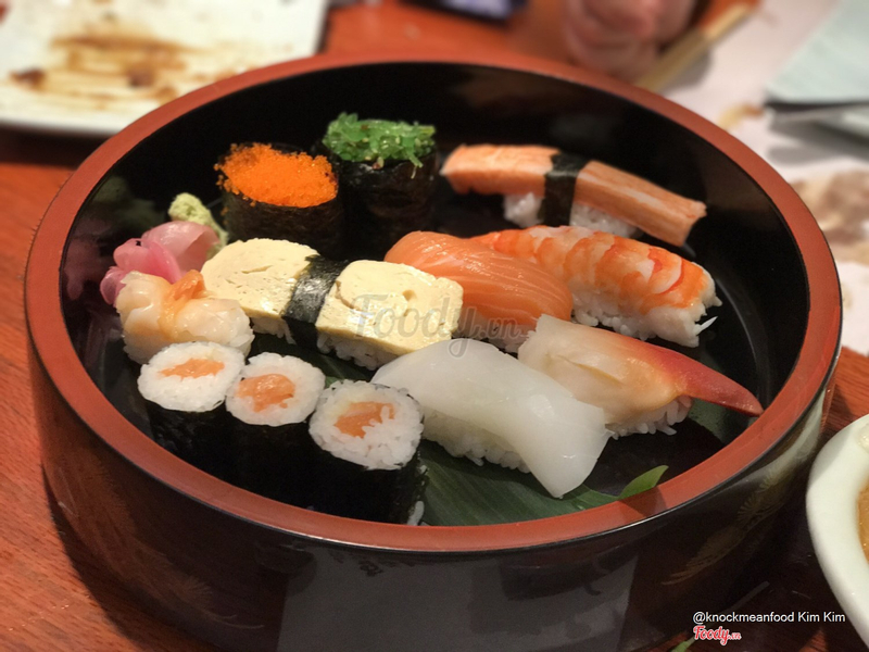 Xửng sushi