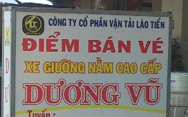 Phòng Vé Dương Vũ - Ngô Quyền