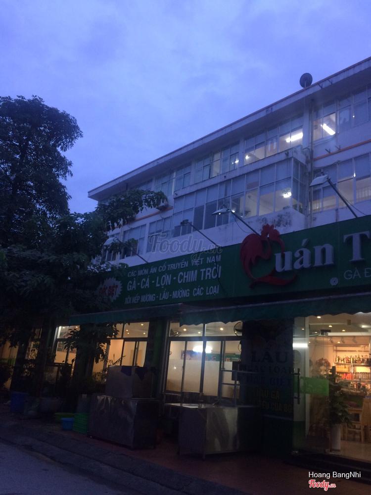 Quán Thao - Gà Đồi Chính Hiệu ở Hà Nội