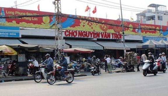 Khu Ẩm Thực Chợ Nguyễn Văn Trỗi