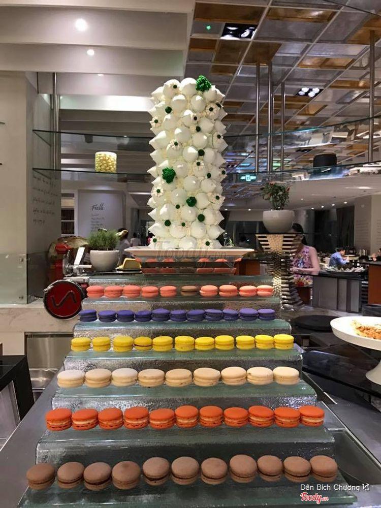 Le Meridien Saigon Hotel ở TP. HCM