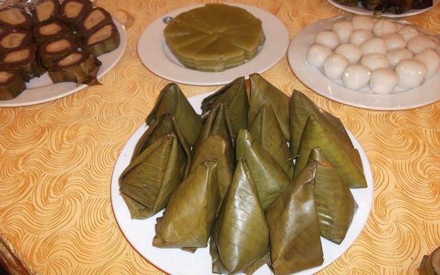 Nhà Vườn Sinh Thái - Lò Bánh Hỏi Út Zdách