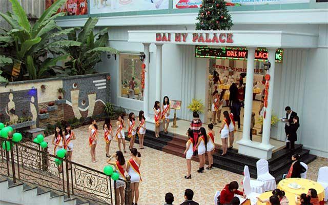 Nhà Hàng Đại Hỷ Palace - Hòa Chung