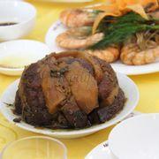 Nằm Khâu (Khâu Nhục) - Món ăn dân tộc