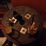 Chanh muối với cafe sữa 👌