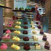 Bánh ngọt đa dạng và ngon