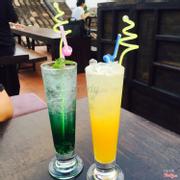 soda + nước chanh dây