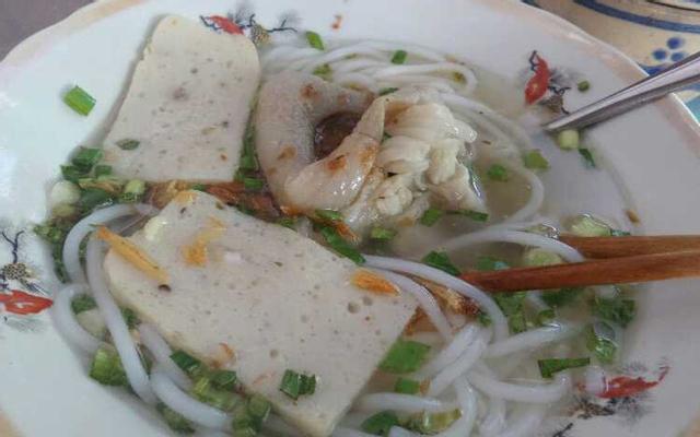 Bánh Canh Chả Cá Phan Rang & Bún Riêu Cua Đồng - Dương Quảng Hàm