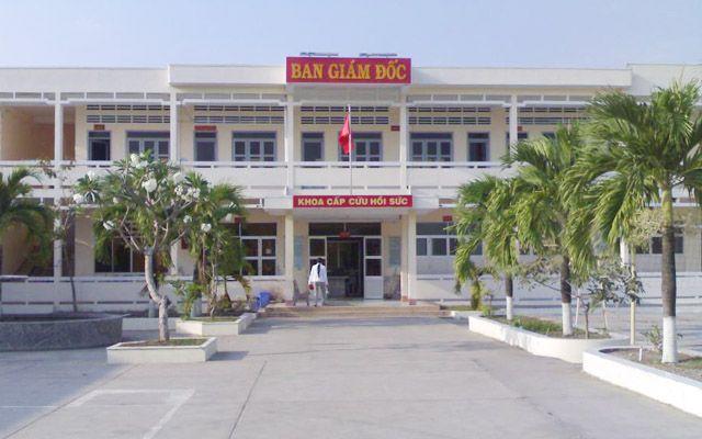 Bệnh Viện Quân Dân Y Cà Mau - Trần Văn Thời