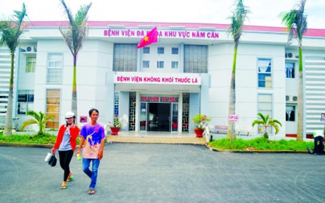 Bệnh Viện Đa Khoa Khu Vực Năm Căn