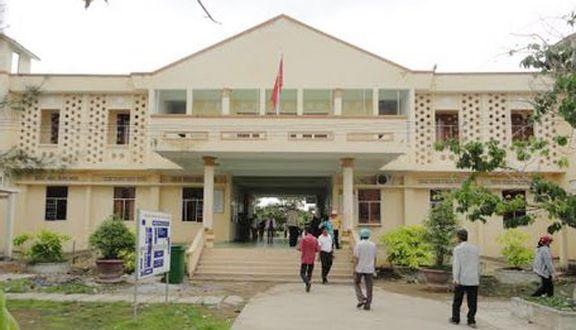 Bệnh Viện Đa Khoa Khu Vực Trần Văn Thời