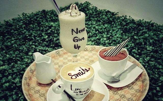 Top Coffee - Trần Nguyên Hãn