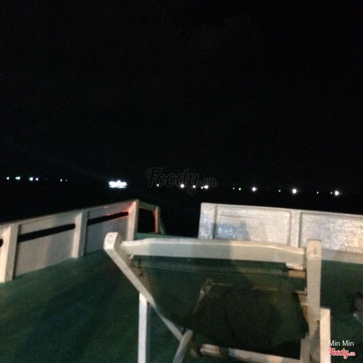 Tàu Câu Mực Hòa Hiệp - 30 Tháng 4 ở Phú Quốc