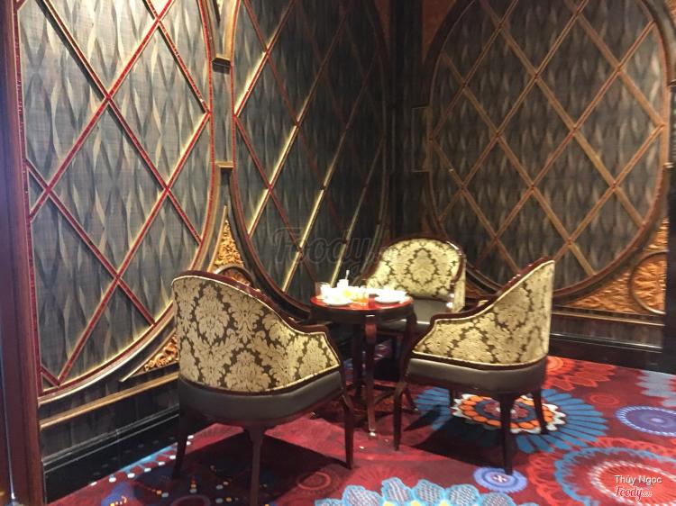 Windsor Plaza Hotel ở TP. HCM