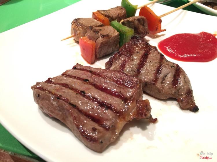 steak bò
