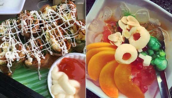 Quán Ăn Vặt Hàng Dừa - Phó Đức Chính