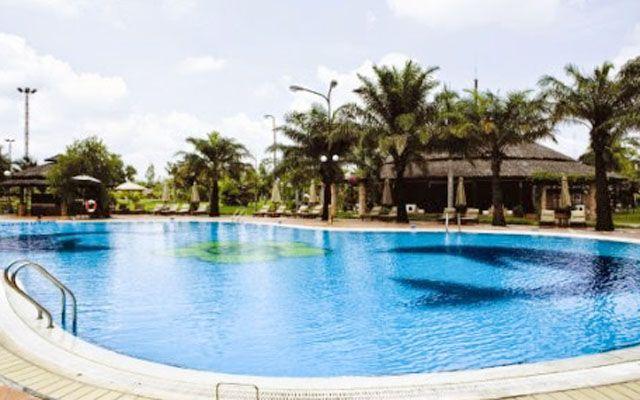 Hồ Bơi Văn Thánh - Điện Biên Phủ