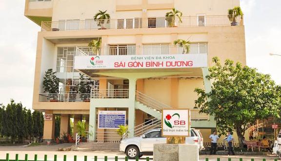 Bệnh Viện Đa Khoa Sài Gòn Bình Dương - Hồ Văn Cống