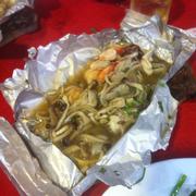 Nấm nấu hải sản