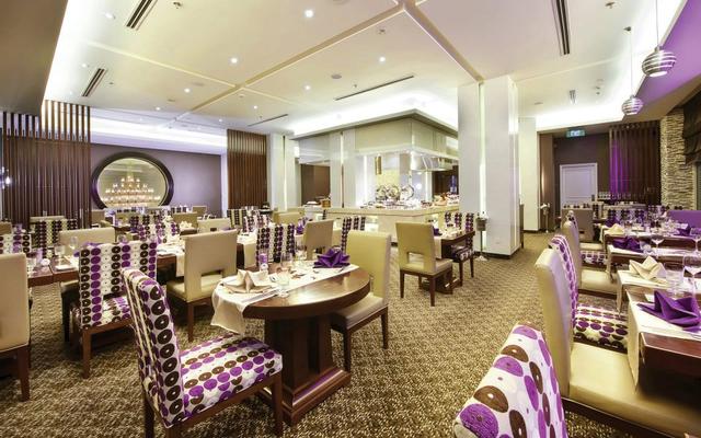 Lounge 83 - Mövenpick Hotel Hanoi