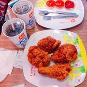 Gà hs và gà thường
