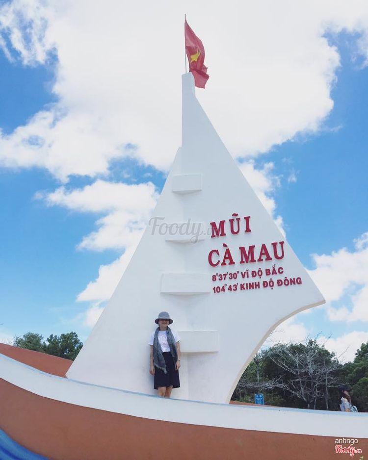 Vườn Quốc Gia Mũi Cà Mau ở Cà Mau