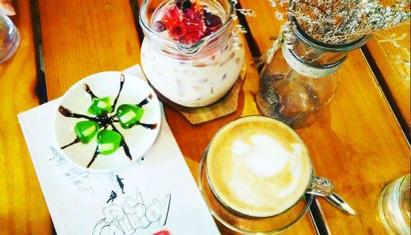 Mọt Sách Cafe