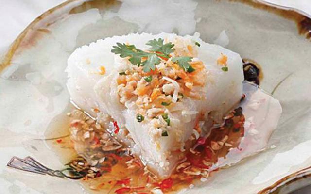 Bánh Đúc Nóng - Trương Công Định