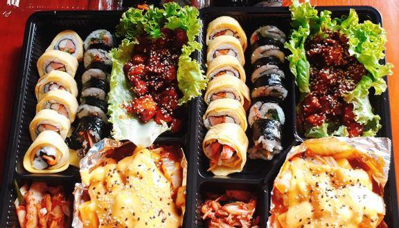 Sushi Thằng Bờm - Võ Văn Mén