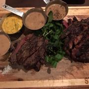 Thịt bò rib eye và wagyu butcher cut