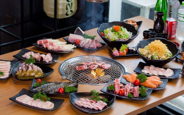 Yakimono - Nướng Nhật Bản - Nguyên Hồng