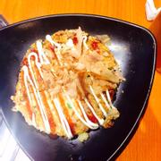 Bánh xèo Nhật