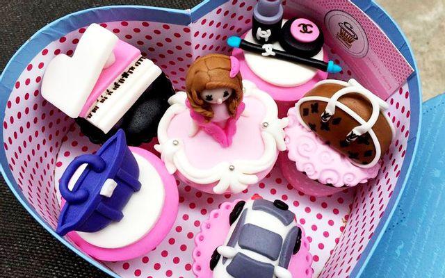 Susu Cupcakes - Shop Bánh Online