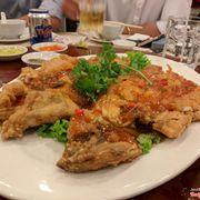 Cá diêu hồng sốt Pataya