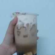 Hồng trà váng sữa (milk foam)