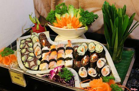 Buffet Gánh 3 Miền - Khách Sạn Bông Sen