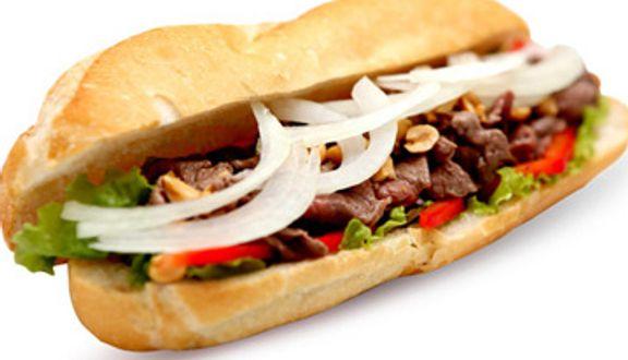 Bánh Mì Cô Dung - Hoàng Diệu
