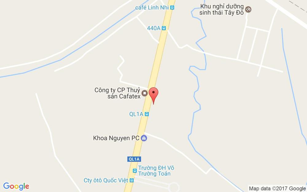 Vị trí bản đồ Quốc Lộ 1A, Ấp Phú Thạnh, Xã Tân Phú Thạnh Châu Thành A Hậu Giang