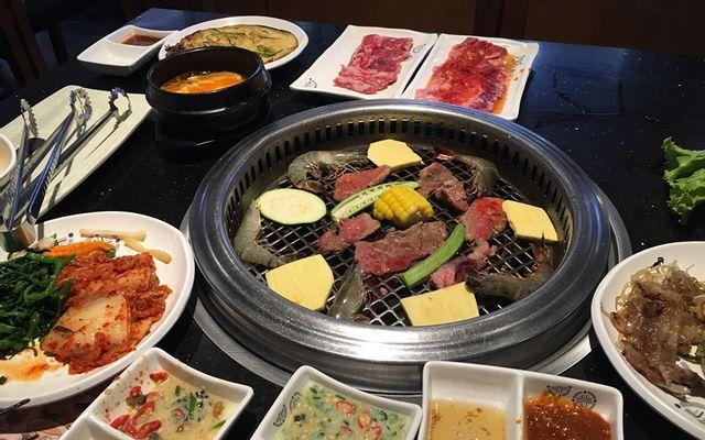 King BBQ Buffet Vincom Hùng Vương