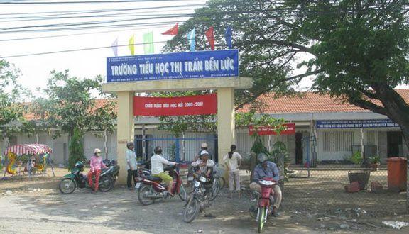 Trường Tiểu Học Thị Trấn Bến Lức - Quốc Lộ 1A