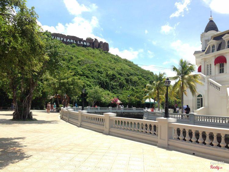 Vinpearl Resort Nha Trang - Đảo Hòn Tre ở Khánh Hoà