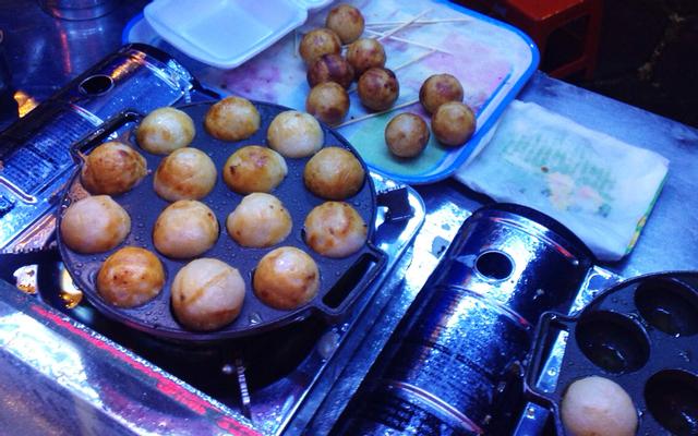 Bánh Bạch Tuộc Takoyaki - Lý Tự Trọng