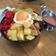 Bingsu fruif mix
