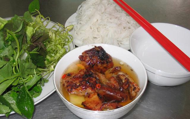 Bún Chả - Quang Trung
