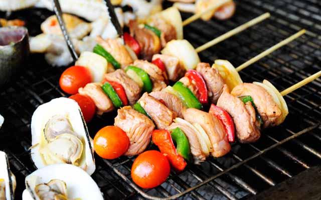 Quán Nướng Barbecue - Bạch Lâm