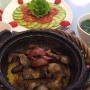 Cơm niêu Kombo kiểu Sing, giá mềm, phục vụ nhanh, lựa chọn th2 nếu ko ăn ở Hải Sư