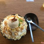 bingsu cheesecake